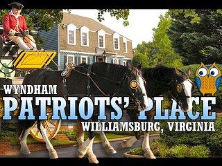 Wyndham Patriots' Place ツ 1BR Condo Sleeps 4!, Williamsburg
