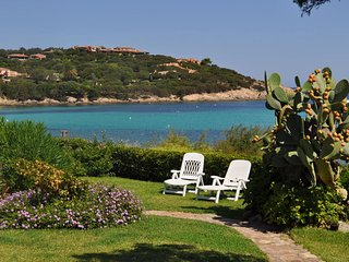 Porto Cervo with breathtaking sea view
