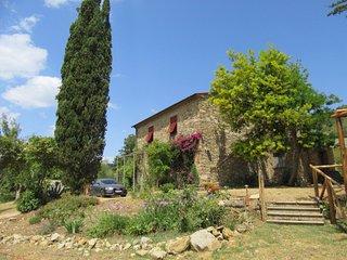 Podere San Giusseppe - la terrazza