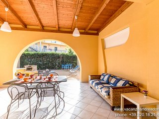 Village Andrea Doria - Ground floor apartment