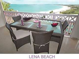 Lena Beach Condo on Orient Beach