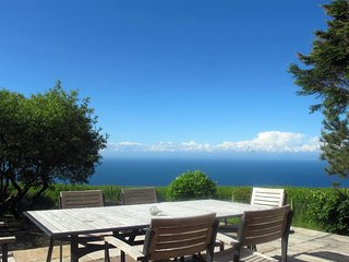 Moorlands to Sea with Stunning Sea Views in Exmoor National Park, Devon, Combe Martin