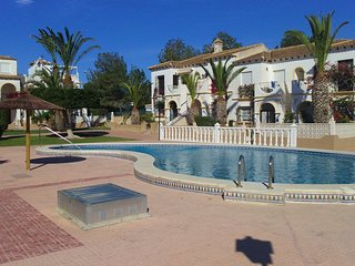San Miguel de Salinas Appart T2, 4 couchages, climatise