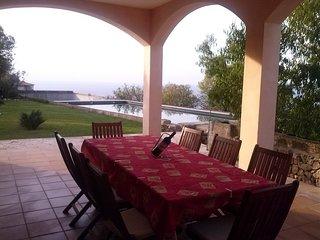 Finca de vacaciones con vistas al mar en Mallorca