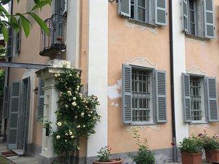 Garden suite Relais Villa Valpiana