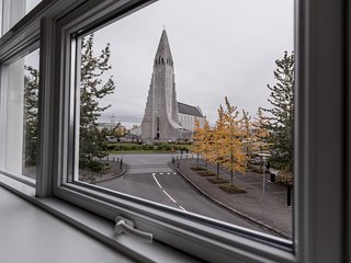 Luxury apartment down town Reykjavik