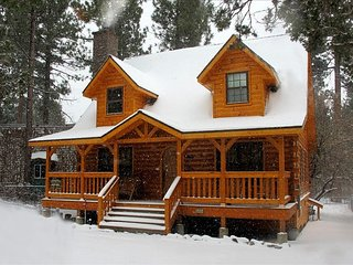 The Holiday Cabin in Big Bear City,Ca