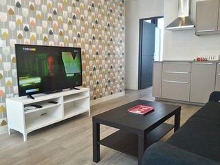 New appart 81/201 T2 Cozy 40m² à LILLE pour 4 voyageurs