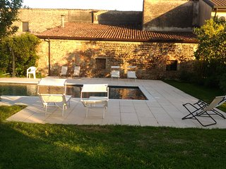 Cottage with swimming pool near Verona!