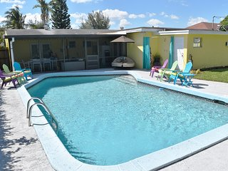 Cozy, Safe & Fun! Plenty of room, great location. Book today & start planning!!!, Lake Worth