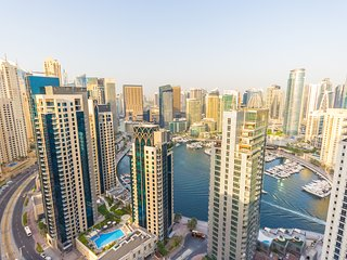 Amazing Views  2 bedroom Apartment Amwaj JBR, Dubaï