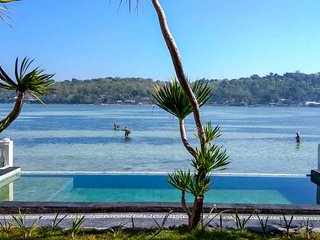Seaweed Villa : New 4 bedroom villa with view, Nusa Lembongan