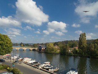 Tatiana's flat - Stunning views over river Thames, Henley-on-Thames