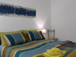 Camera da letto (versione con letto matrimoniale)