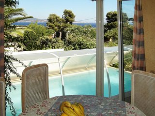 3-bedroom house 1km from the beach, La Ciotat