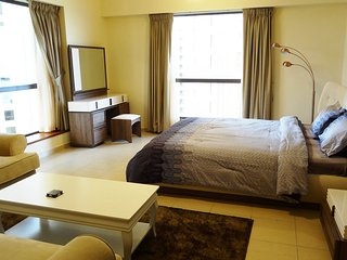 The most luxurious 3 Bed apartment, Full Sea View, Dubai