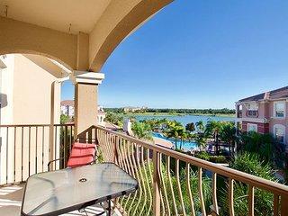 Vista Cay Standard 2 bedroom condo Lakeview #3106, Orlando