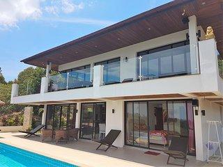 Lanta Mountain Sea View Villa, Ko Lanta