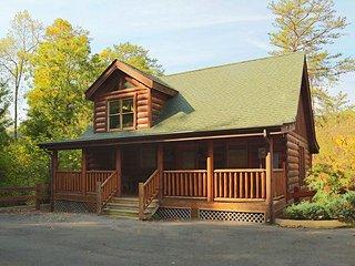 Little Chateau a 1br cabin., Sevierville