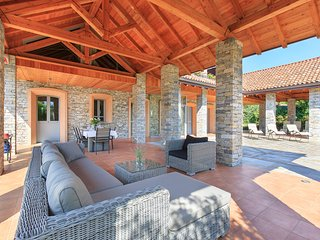 3 bedroom Villa in Cissano, Piedmont, Italy : ref 5386571