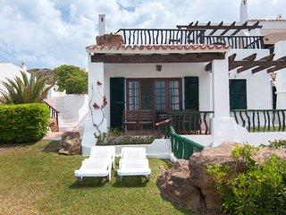 Bonita Casa Adosada en Playas de Fornells
