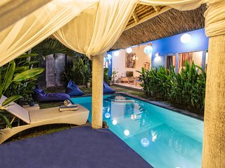 MARCH PROMO! - Peaceful & Perfectly Located 2BR Private Villa, Central Seminyak