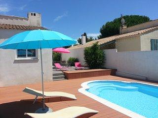 Maison avec piscine, La Grande-Motte