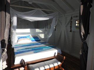 Chambre Pinta  sur Pilotis, vue mer