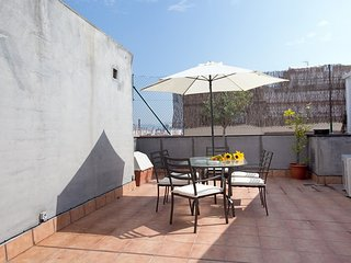 Apartment in Barcelona with Terrace, Air conditioning, Lift, Internet (277377)