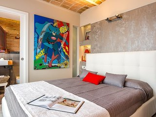 Apartment in Barcelona with Terrace, Air conditioning, Lift, Internet (323613)