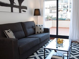 Apartment in Barcelona with Terrace, Air conditioning, Lift, Internet (339173)