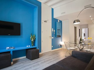 Apartment in Barcelona with Terrace, Air conditioning, Lift, Internet (340163)