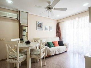 Apartamento centro Santa Pola