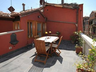 Apartment in Venice with Terrace, Air conditioning, Washing machine (360285), Venise