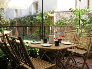 Apartment 521 m from the center of Venice with Internet, Air conditioning, Terra