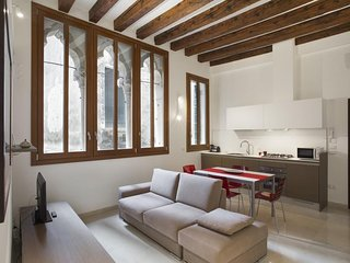 Cozy apartment in the center of Venice with Internet, Air conditioning