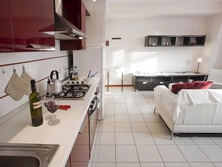 Apartment 413 m from the center of Venice with Internet, Lift, Washing machine (
