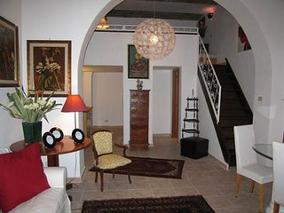 Cosy studio in Rome with Internet, Washing machine, Air conditioning, Terrace