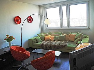 Apartment in Berlin with Terrace, Lift, Washing machine (379085)