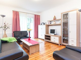 Apartment in Berlin with Terrace, Washing machine (380257)