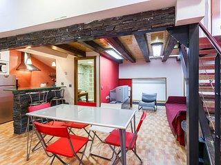 Casa para 8 personas en Jaca