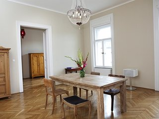 Apartment 403 m from the center of Budapest with Lift, Terrace, Washing machine