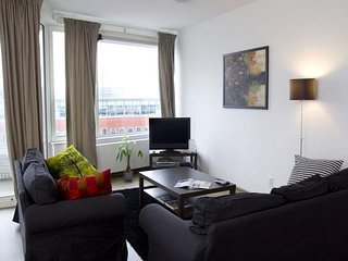 Apartment in Amsterdam with Terrace, Lift, Parking, Washing machine (394258)
