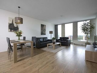 Apartment in Amsterdam with Internet, Lift, Parking, Terrace (395361)
