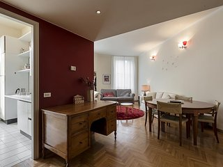 Apartment 236 m from the center of Milan with Lift (408063)