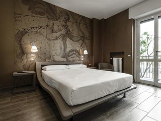 Bedroom in Milan with Air conditioning, Lift (408334)
