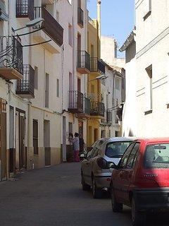 Streets of El Perello