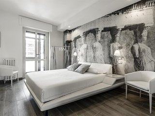 Bedroom in Milan with Air conditioning, Lift (408730)