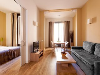 Apartment in Barcelona with Terrace, Air conditioning, Lift, Washing machine (410641)