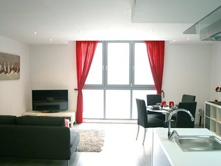Apartment in Barcelona with Air conditioning, Parking, Washing machine (413892)